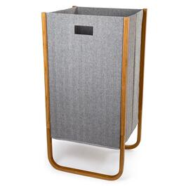 Truu Design Grey Laundry Hamper