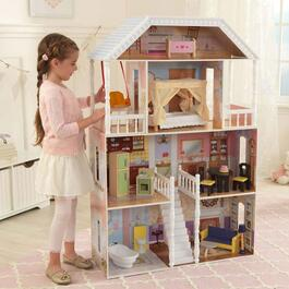 KidKraft 13- Piece Savannah Dollhouse Playset