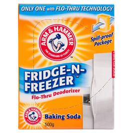 Arm & Hammer Fridge-N-Freezer Baking Soda - 500g