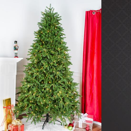 Danson Décor Lighted Tree - 7.5ft.