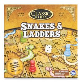 Classic Games - Snakes and Ladders