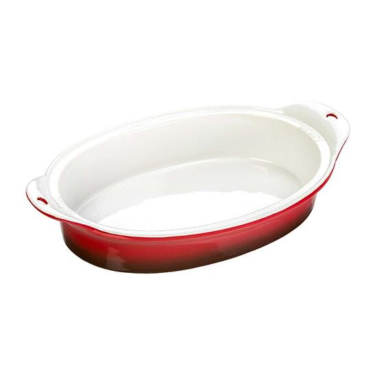 Lodge Red Stoneware Baking Dish - 9.2in.