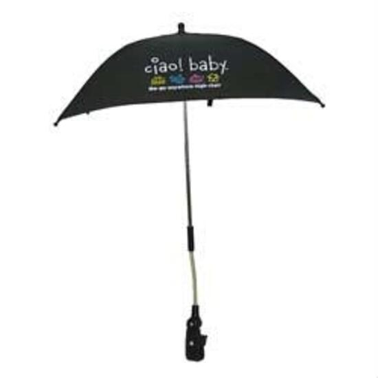 Ciao! Baby Umbrella - Black