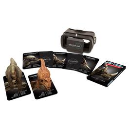 Utopia 360 AR Cards and VR Headset Dino Bundle