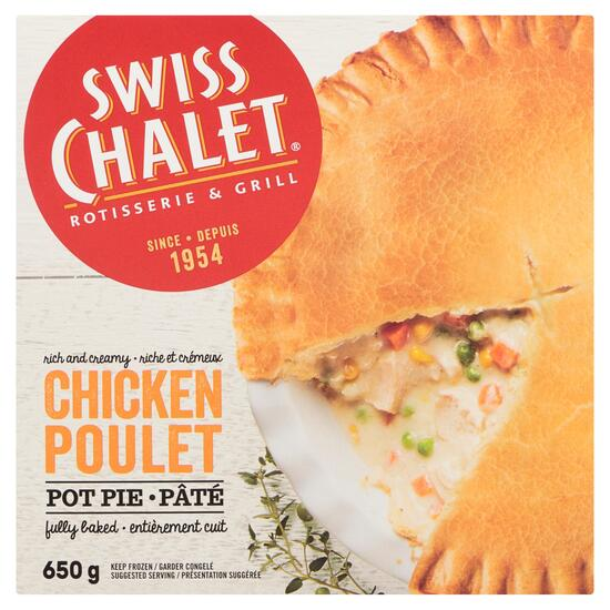 Swiss Chalet Pot Pie Chicken in Homestyle Gravy - 650g