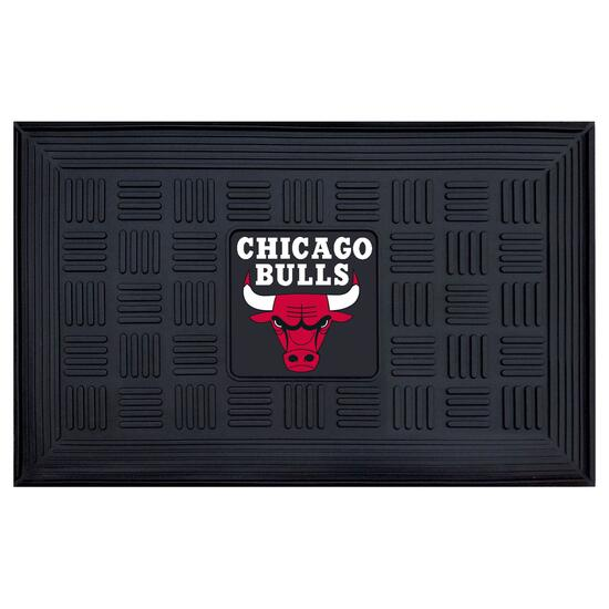 NBA Chicago Bulls Medallion Door Mat - 31in.