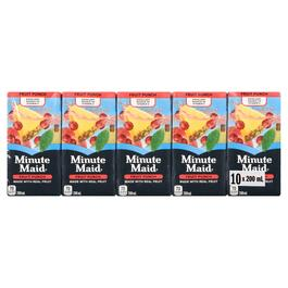 Minute Maid Fruit Punch 10pk. - 200ml