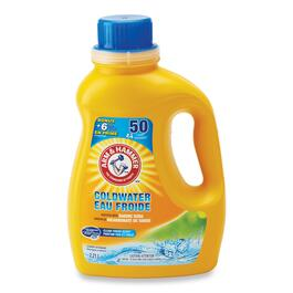 Arm & Hammer Clean Fresh Cold Water Laundry Detergent - 2.21L