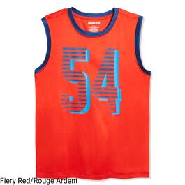 SURVIVAL GEAR Boy's Active Tank - 8-16 (S-XL)