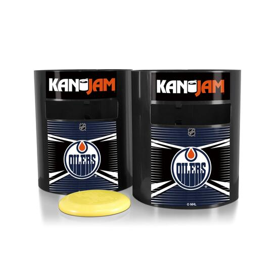 Kanjam NHL Licensed Edmonton Oilers Game