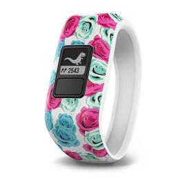 Garmin vivofit jr. Daily Activity Tracker for Kids - Real Flower
