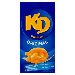Kraft Dinner Original Macaroni and Cheese - 225g