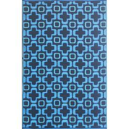 Mad Mats Club Indoor/Outdoor Carpet - Dark Periwinkle