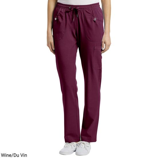 White Cross Women's Marvella Elastic Waist Scrub Pants - XXS-XL