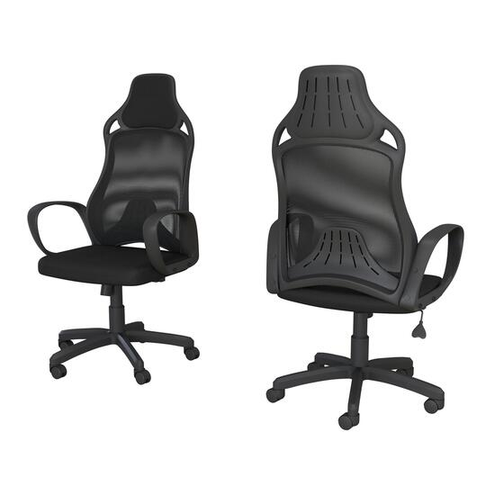 Safdie & Co. Executive Office Chair - Black
