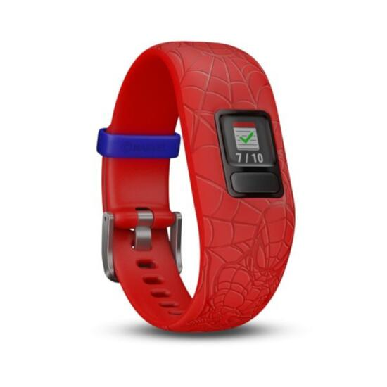Garmin Vívofit® jr. 2 Red Marvel Spider-Man Kids Fitness Tracker