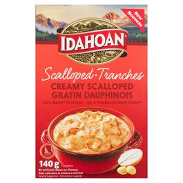 Idahoan Creamy Scalloped - 140g