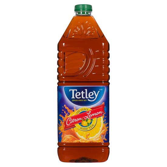 Tetley Lemon Iced Tea - 2L
