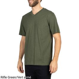 Mountain Ridge Men's V-Neck Adventurer T-Shirt - S-XXL