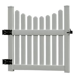 New England Arbors Cottage Picket Gate