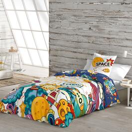 Gouchee Design Moon Space Duvet Cover Set