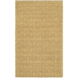ecarpetgallery Hand-Woven Light Brown Fab Dhurrie Rug - 8ft.