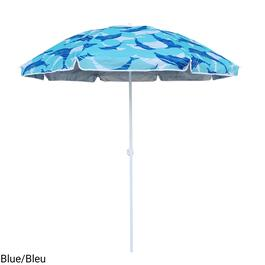 Sol Novelty Beach Umbrella - 71in.