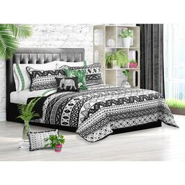 Safdie & Co. Spirit King Premium Quilt Set - 3pc.