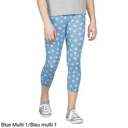 BELLA & BIRDIE Girls Printed Capri - S-XL (7-16)