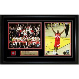 Toronto Raptors 2019 Championship Framed Photo - 8in. x 10in.
