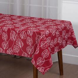 Piraeus Red Tablecloth - 52in.x70in.