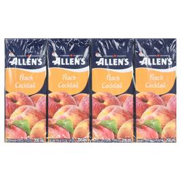 Allen's Peach Cocktail 8pk. - 200ml