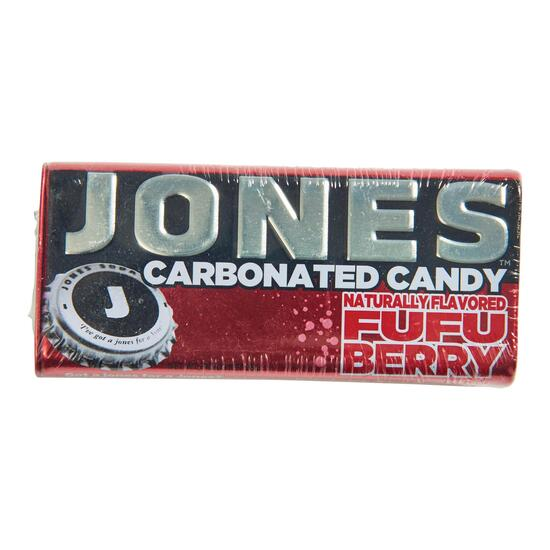 Jones Green Fufu Berry Carbonated Candy -  25g