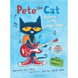 Rocking In My School Shoes - Pete The Cat - English Only