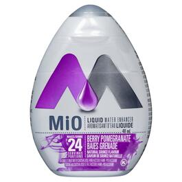 MiO Berry Pomegranate Liquid Water Enhancer - 48ml