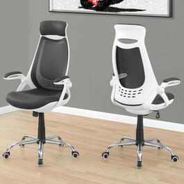 Monarch Specialties High-Back Executive Office Chair