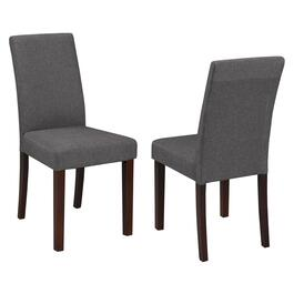 Brassex Grey Dining Chair - 2pc.