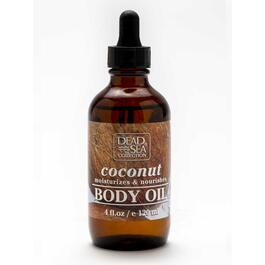 Dead Sea Collection Coconut Body Oil - 120ml