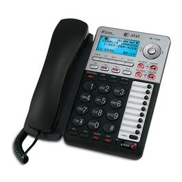 AT&T ML17939 2-Line Corded Phone with Speakerphone and Answering Machine