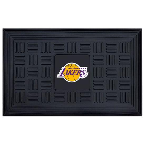 NBA Los Angeles Lakers Medallion Door Mat - 31in.