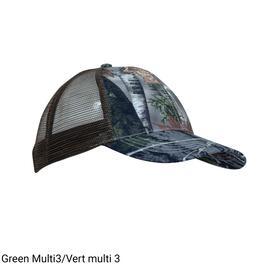 Mountain Ridge Men's Camo Cap with Back Mesh - One Size