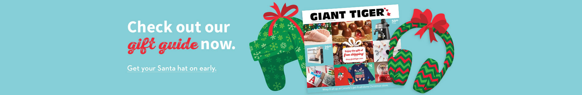 Check out our gift guide now