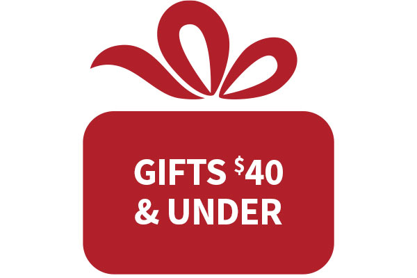 Gifts $40 & under