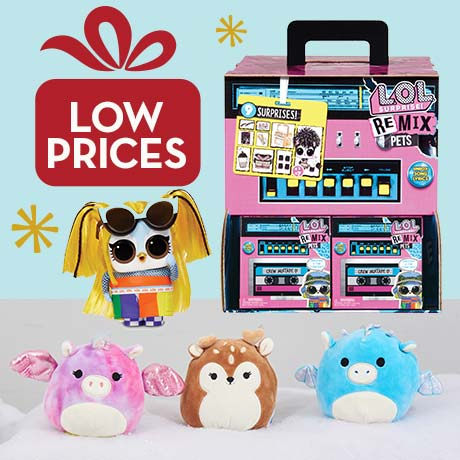 Low prices on toys, games & puzzles