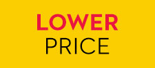Lower price