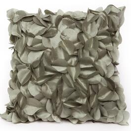 Gouchee Design Aqua Petal Cushion - 18in.