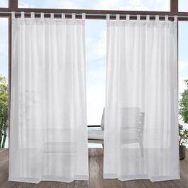 Exclusive Home Miami Indoor/Outdoor Curtain Panels - 54in. x 84in.