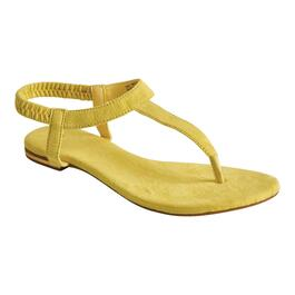 lily morgan Women's T-Strap Fashion Sandals - 6-10