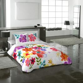 Gouchee Design Spring Blossom Queen Duvet Cover Set - 3pc.