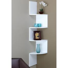 Provo Corner Shelf - White